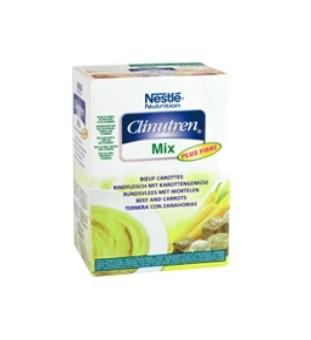 Nestlé Clinutren MIX - Cabillaud et petits légumes