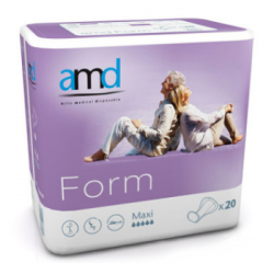 AMD Form Maxi - 20 protections