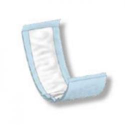 Abena Abri-Let Super Airlaid Traversable - 100 couches droites - 12 x 32 cm