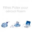 Filtres Polex pour aérosols Flaem