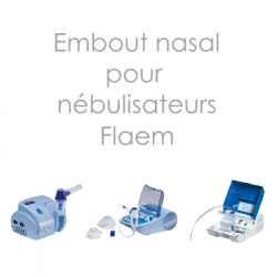 Embout nasal pour nébulisateurs Flaem