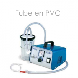 Tube en PVC pour Suction Pro