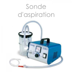 Sonde d'aspiration Suction Pro