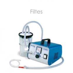 Filtres antibactériels Suction Pro