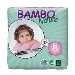 Bambo Nature 6 maxi