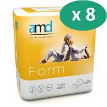 8 paquets de AMD Form Extra