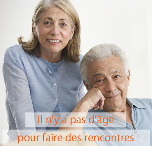 Sites de rencontres seniors france