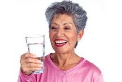 déshydratation personnes âgées