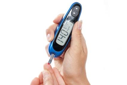 diabète personnes âgées type