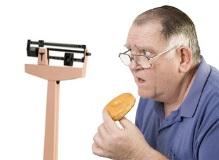 obesité personnes âgées seniors senup surpoids régime