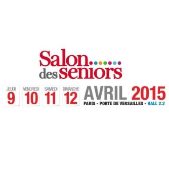 Salon des seniors 2015 paris informations blog senup for Porte de versailles salon 2015
