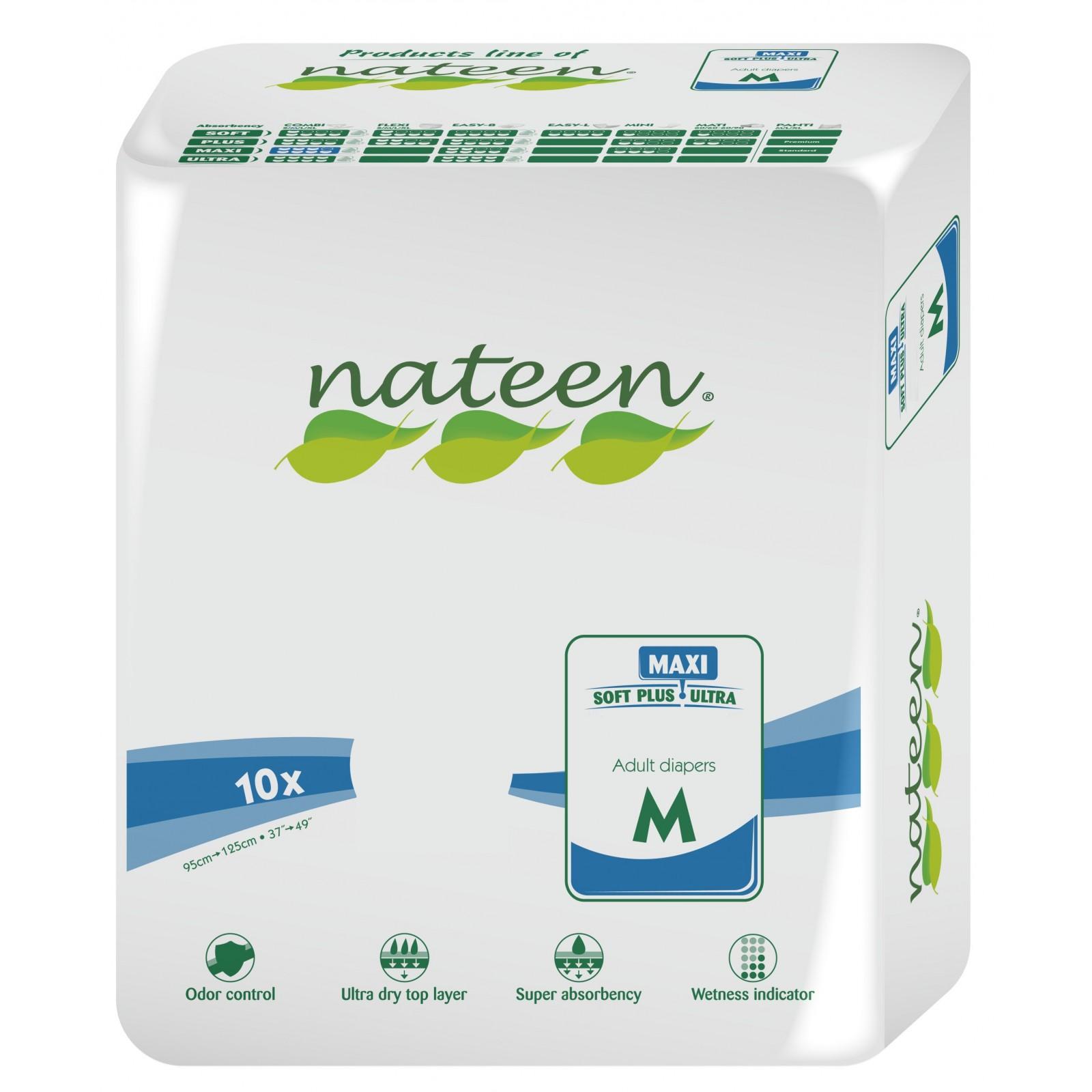 Nateen Flexi Maxi Medium| SenUp.com