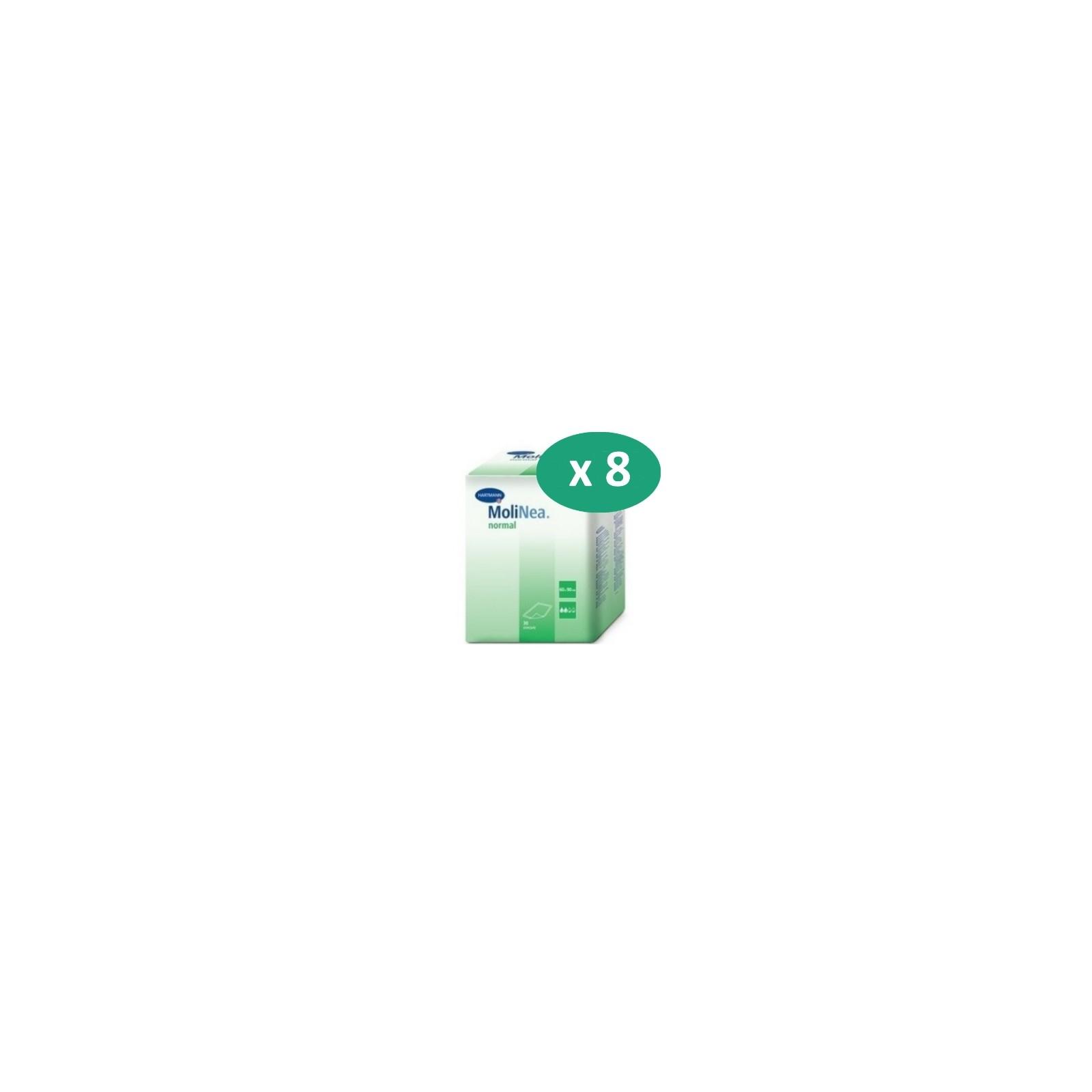 8 paquets de Hartmann MoliNea Normal| SenUp.com