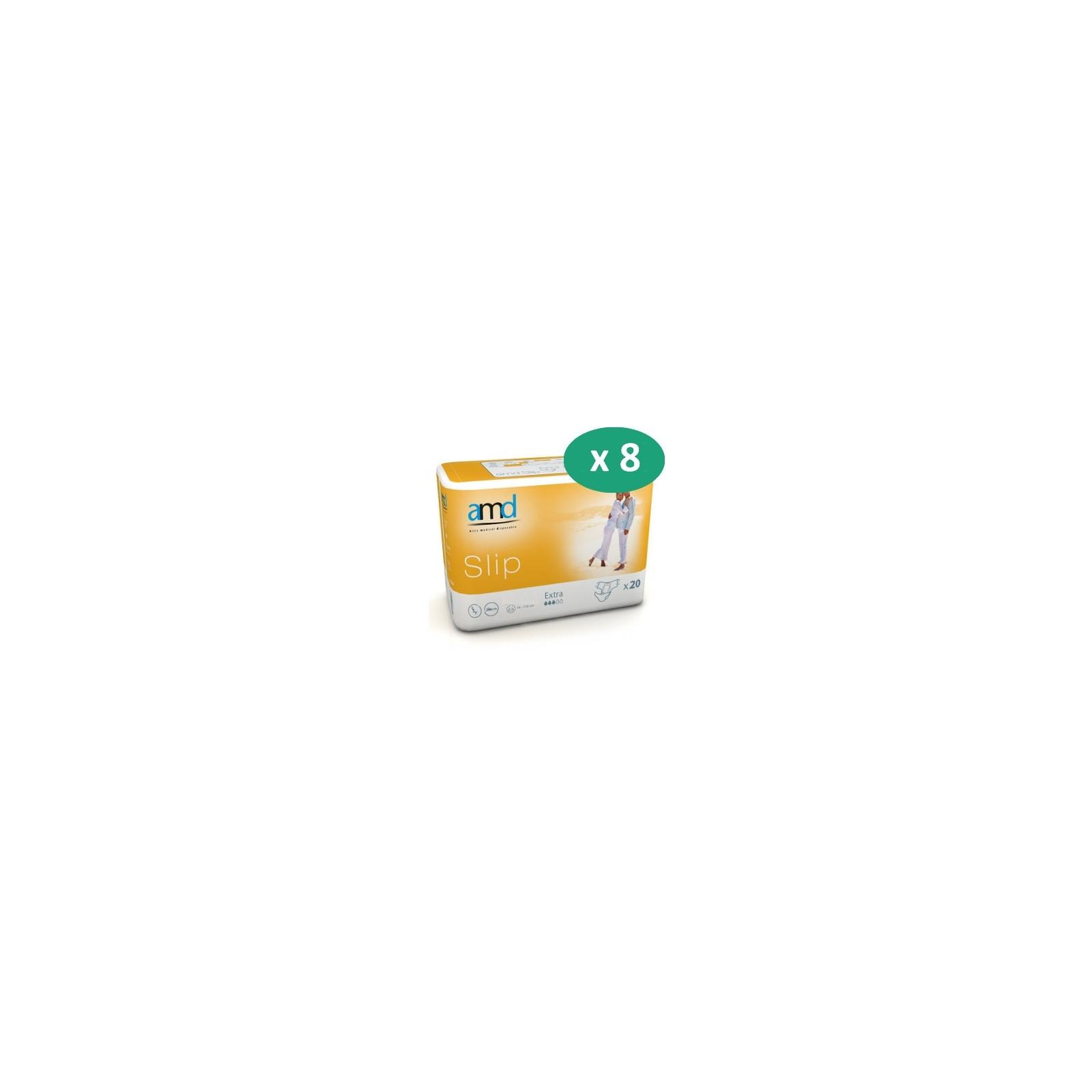 8 paquets de AMD Slip Extra| SenUp.com