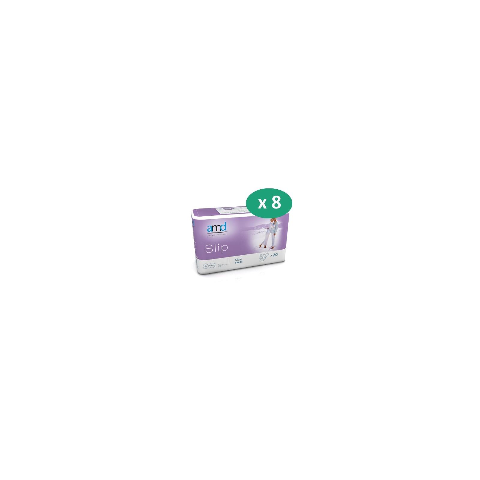 8 paquets de AMD Slip Maxi| SenUp.com