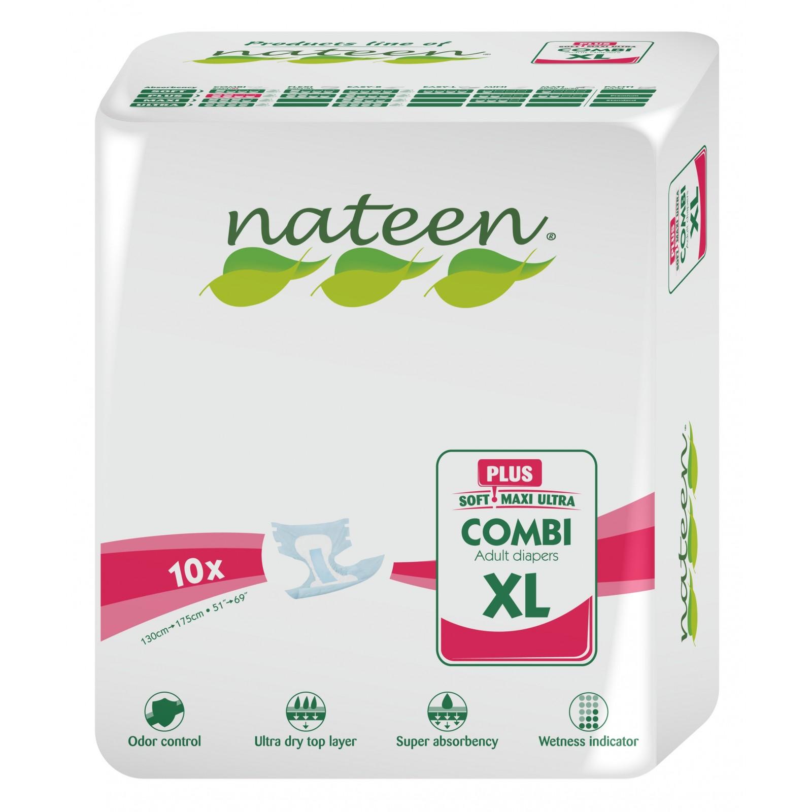 Nateen Combi Plus XL| SenUp.com