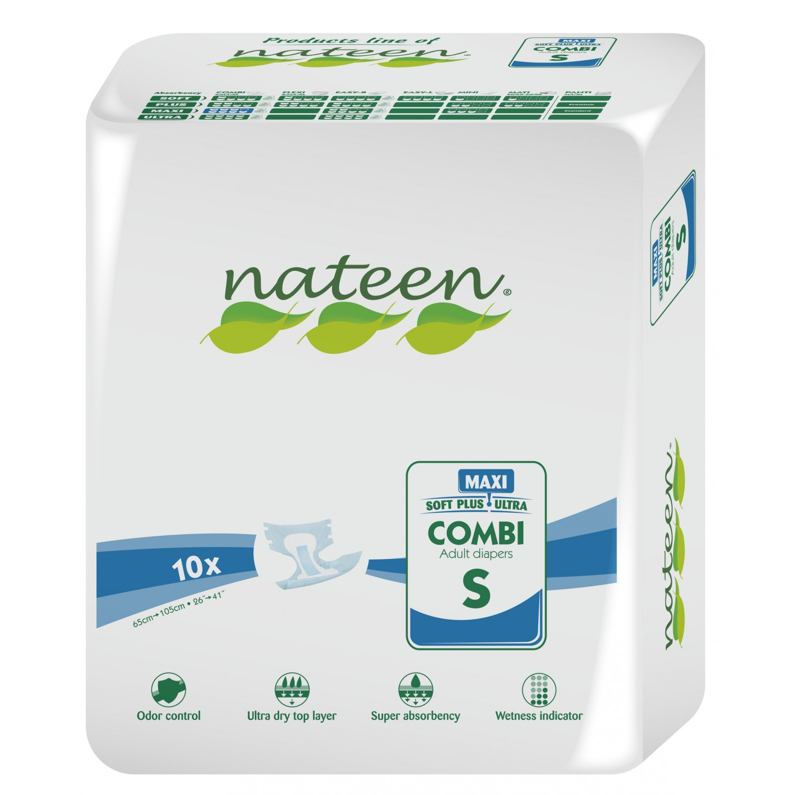 Nateen Combi Maxi Small  SenUp.com