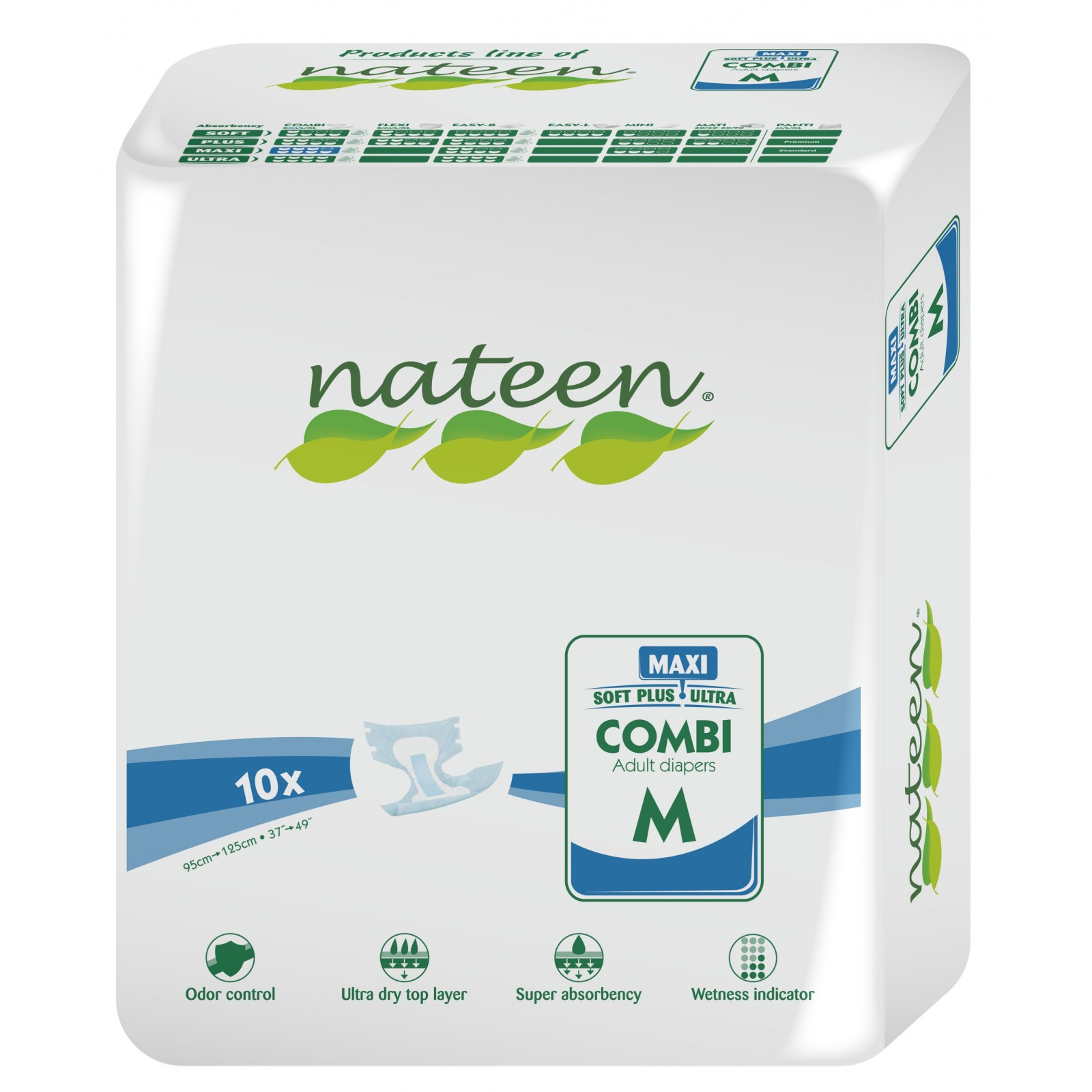 Nateen Combi Maxi Medium| SenUp.com
