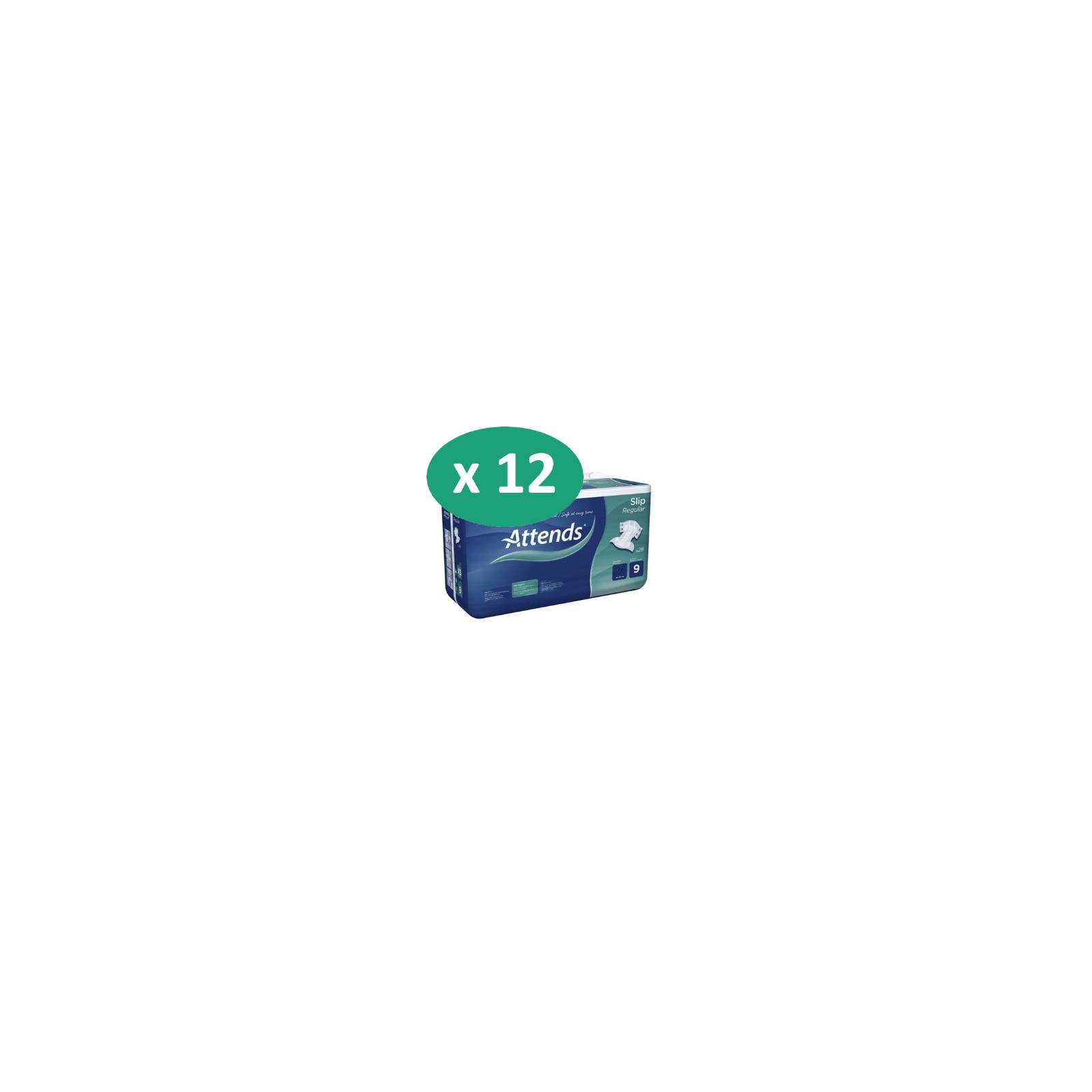 ATTENDS Slip Regular 9 XS| SenUp.com